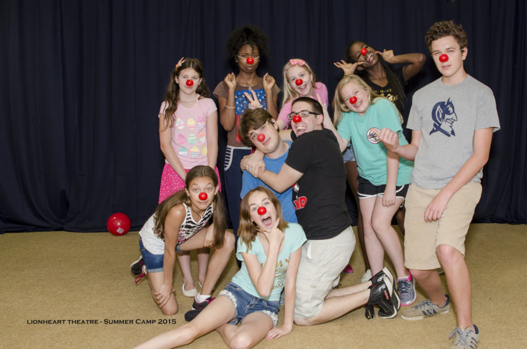 Lionheart's Children's Theatre Camps