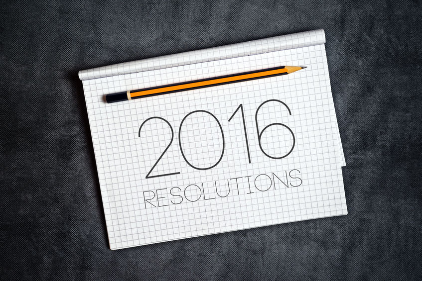 New Year's Resolutions for Actors