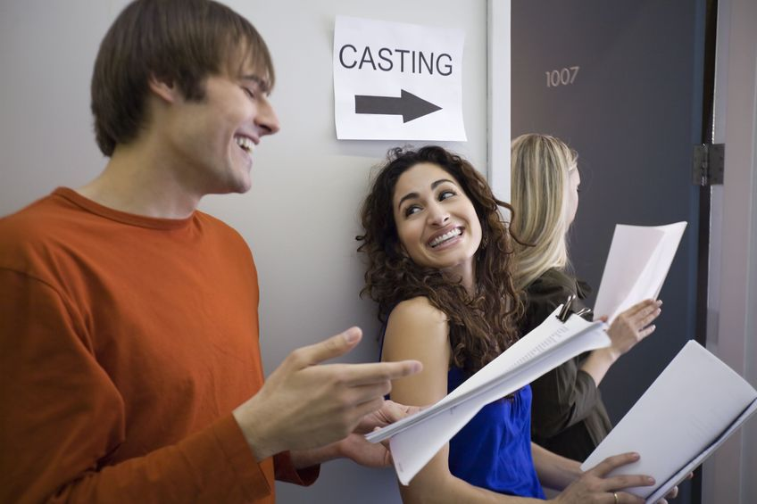 Nervous about Your First Audition?