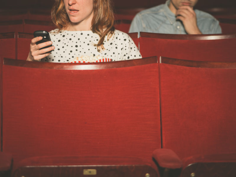 5 Tips for Proper Theatre Etiquette
