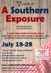 A Southern Exposure at Lionheart Theatre
