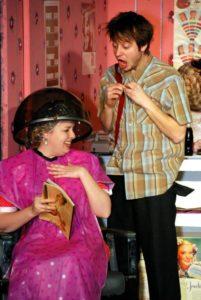 """Brandi Kilgore as Jimmy Deanne in Lionheart Theatre's """"Second Samuel"""""""